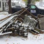 Winter Junk Removal